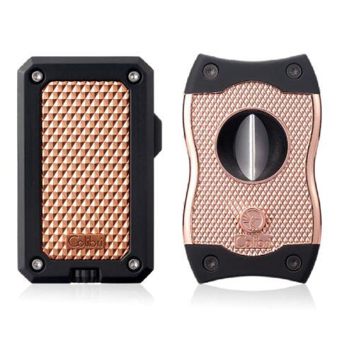 Colibri Rally + SV-Cut Lighter + Cutter Gift Set [Hàng Chính Hãng]