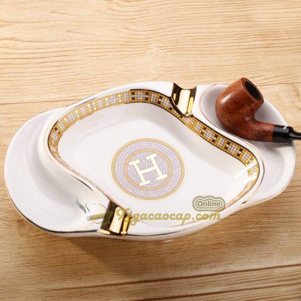 Gạt tàn Cohiba để tẩu xì gà